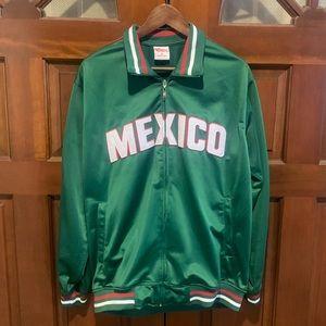 Mexico Soccer Track Jacket